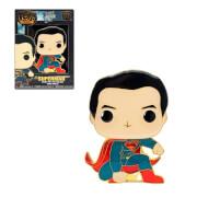 DC Comics Superman Funko Pop! Pin