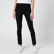BOSS Women's Superskinny Crop 1.0 Jeans - Black
