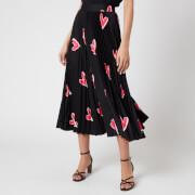 BOSS Women's Valeforo1 Midi Skirt - Open Miscellaneous