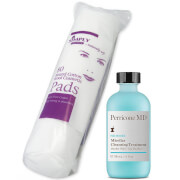 Perricone MD No:Rinse Micellar Cleansing Treatment and Cotton Wool Pads Bundle