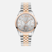 Vivienne Westwood Women's The Wallace Watch - Silver/Gold