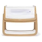 SnüzPod4 Bedside Crib - Natural