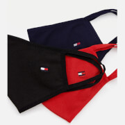 Tommy Hilfiger Men's 3 Pack Protective Face-Covers - Multi