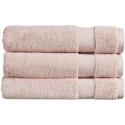 Christy Refresh Bath Towel - Set of 4 - Dusty Pink