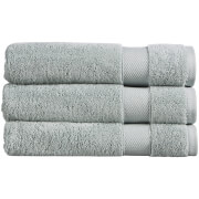 Christy Refresh Bath Towel - Set of 4 - Duck Egg