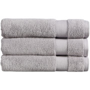 Christy Refresh Bath Towel - Set of 4 - Dove Grey