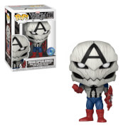 PIAB EXC Marvel Comics Poison Captain America Funko Pop! Vinyl