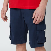 Tommy Jeans Men's Washed Cargo Shorts - Twilight Navy