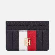 Tommy Hilfiger Women's Essence Credit Card Holder Corp - Desert Sky