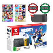 Nintendo Switch Fortnite Special Edition Mario Mega Pack
