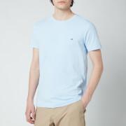 Tommy Hilfiger Men's Stretch Slim Fit T-Shirt - Sweet Blue