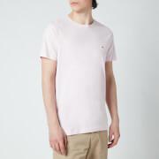 Tommy Hilfiger Men's Stretch Slim Fit T-Shirt - Light Pink