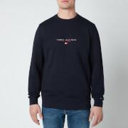 Tommy Hilfiger Men's Essential Crewneck Sweatshirt - Desert Sky