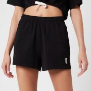 Les Girls Les Boys Women's Jersey Apparel Loose Shorts - Black