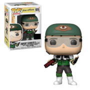 The Office Recyclops V2 Convention EXC Pop! Vinyl
