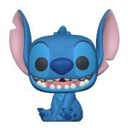 Disney Lilo & Stitch- Stitch Jumbo Figura Funko Pop! Vinyl