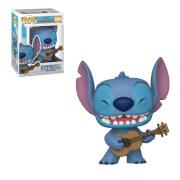 Lilo & Stitch S2 Stitch w/Ukelele Pop! Vinyl Figure
