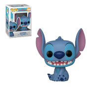 Lilo & Stitch S2 Smiling Seated Stitch Pop! Vinyl Figure
