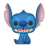 Lilo & Stitch S2 Smiling Seated Stitch Pop! Vinyl Figure