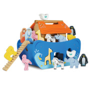 Le Toy Van Petilou Noah's Shapesorter Ark