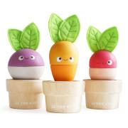 Le Toy Van Petilou Stacking Veggies Set
