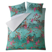 Ted Baker Hibiscus Print Duvet Cover