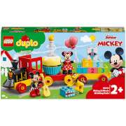LEGO DUPLO Disney: Mickey & Minnie Birthday Train Toy (10941)