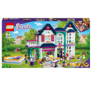 LEGO Friends: Andrea's Family House Dollhouse Playset (41449)