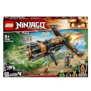 LEGO NINJAGO: Legacy Boulder Blaster Aeroplane Toy (71736)