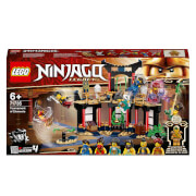 LEGO NINJAGO: Legacy Tournament of Elements Temple Set (71735)