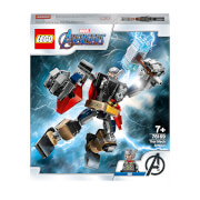 LEGO Super Heroes: Marvel Avengers Thor Mech Armour Toy (76169)