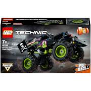 LEGO Technic: Monster Jam Grave Digger 2 in 1 Set (42118)