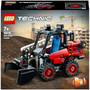 LEGO Technic: Skid Steer Loader to Hot Rod 2 in 1 Set (42116)