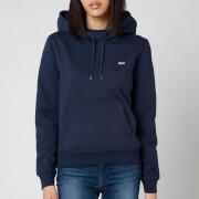 Tommy Jeans Women's Regular Fleece Hoodie - Twilight Navy