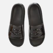 UGG Women's Hilama Slide Sandals - Black