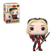 DC Comics The Suicide Squad Harley Quinn Bodysuit Funko Pop! Vinyl