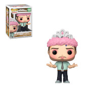 Parks & Recreation Andy as Princess Rainbow Sparkle Funko Pop! Vinyl