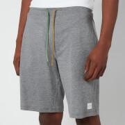 PS Paul Smith Men's Contrast Drawstring Jersey Shorts - Slate