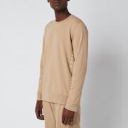 Polo Ralph Lauren Men's Loopback Jersey Longsleeve Top - Vintage Khaki