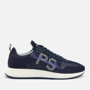 PS Paul Smith Men's Zeus Running Style Trainers - Dark Navy