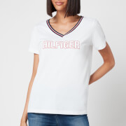 Tommy Hilfiger Women's Recycled T-Shirt - White