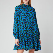 Kate Spade New York Women's Seascape Flora Shift Dress - Black