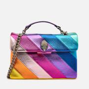 Kurt Geiger London Women's Leather Kensington Bag - Metallic