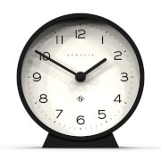 Newgate M Mantel Echo Clock - Black
