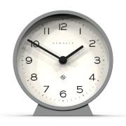 Newgate M Mantel Echo Clock - Grey