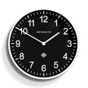 Newgate Professor Clock - White