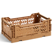 HAY Colour Crate Tan - S