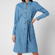 Barbour Women's Tynemth Dress - Authentic Wash