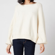 Free People Women's Found My Friend Jumper - Cream