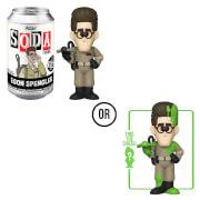 Ghostbusters Egon w/slimed chase Vinyl Soda
